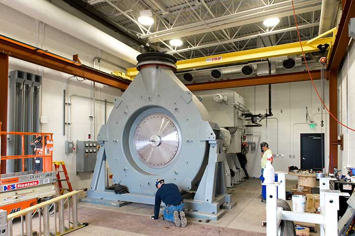Turbomachinery Laboratory