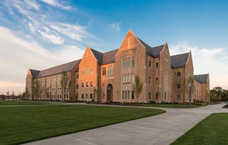 McCourtney Hall